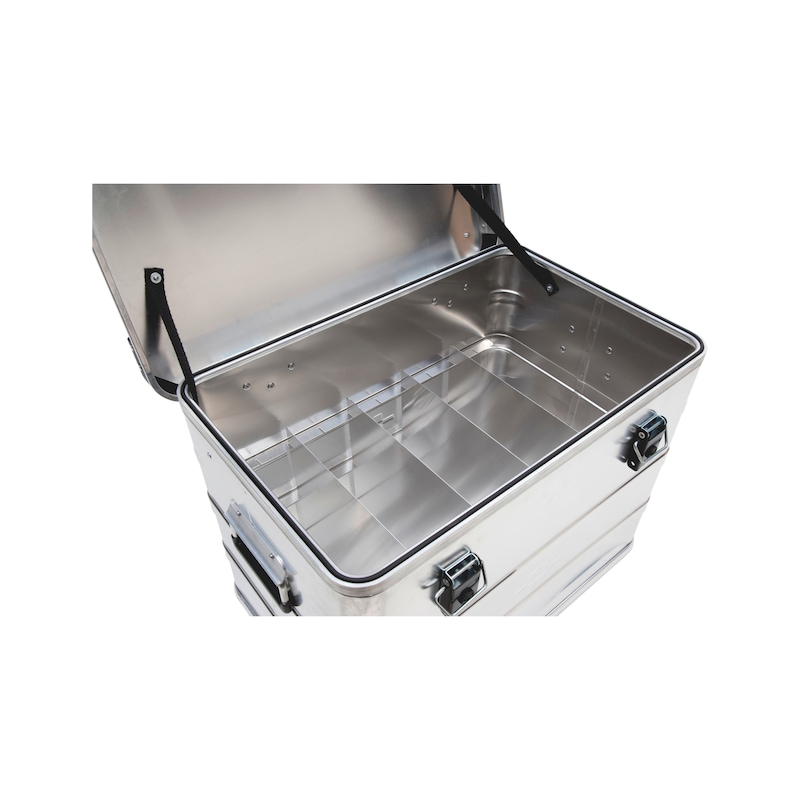 Trennwand-Set für Aluminiumbox - 2