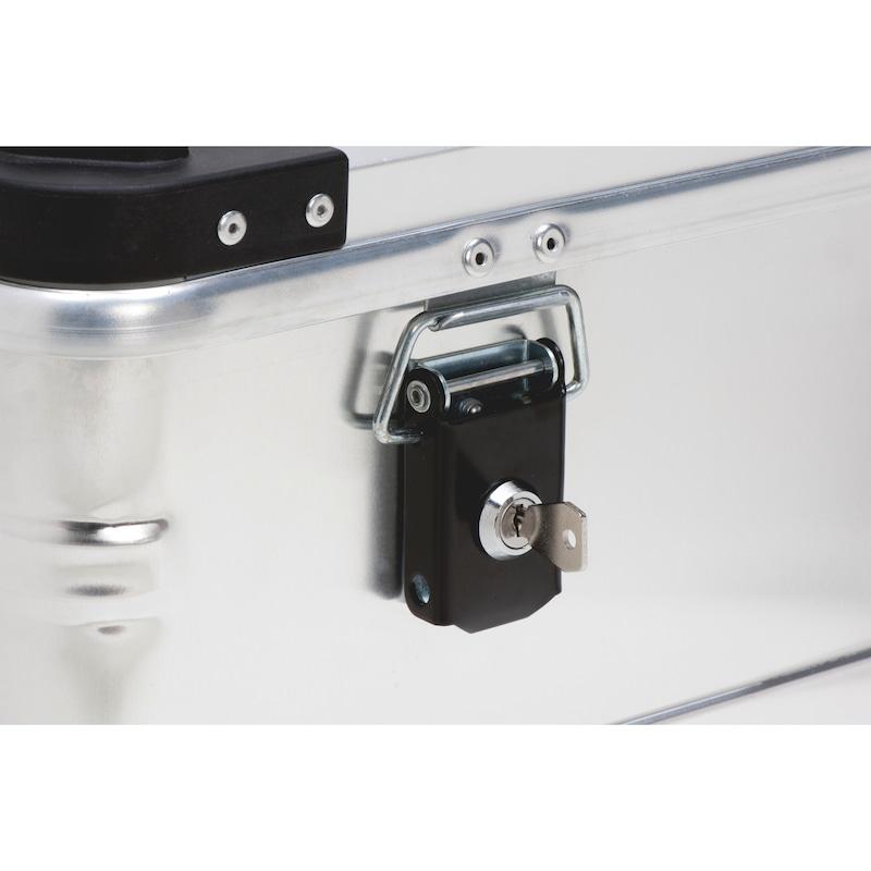 Zylinderschloss für Aluminiumbox - 2