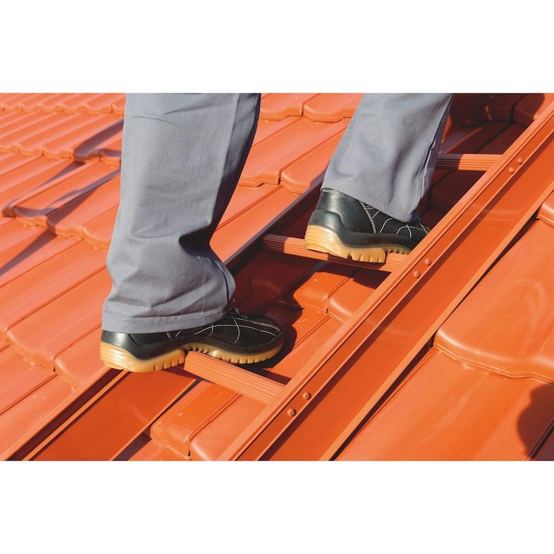 Stationäre Dachleiter - 4