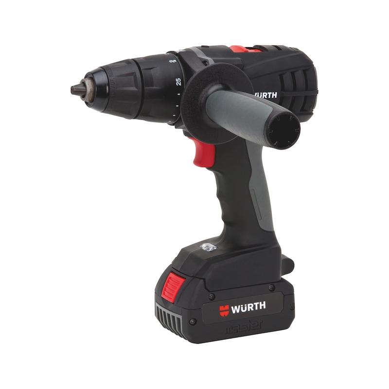 Battery-powered screw driller BS 18-A Power - DRLDRIV-CORDL-(BS18-A POWER)-2X4,0AH