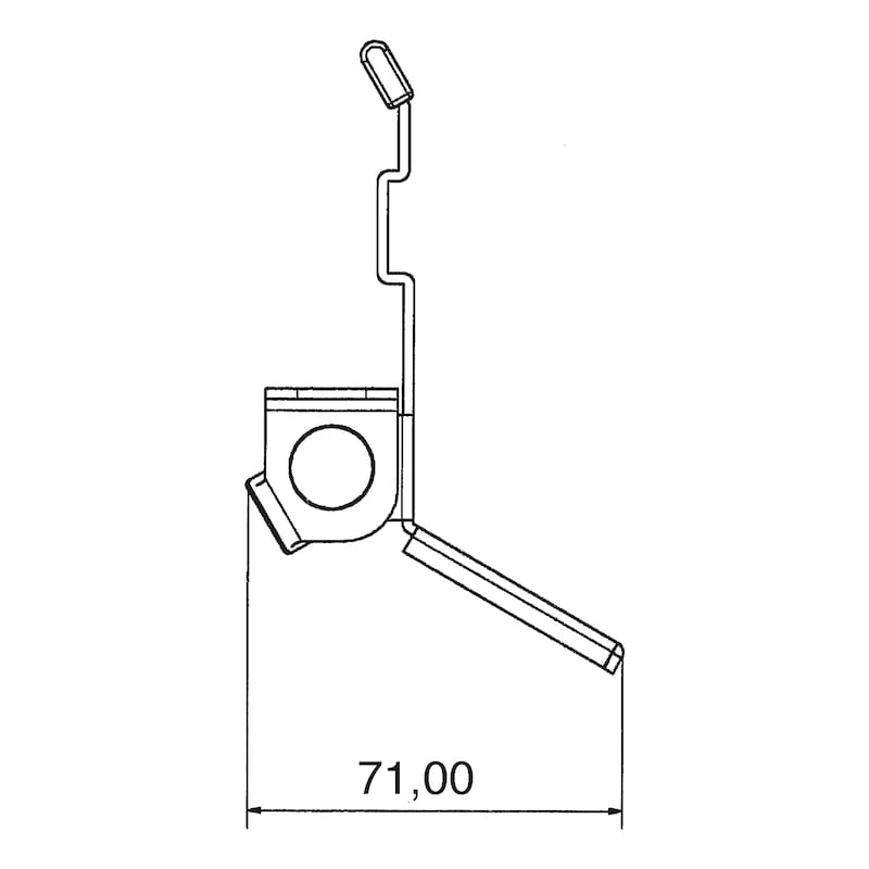 Universal-Fußpedal - 3