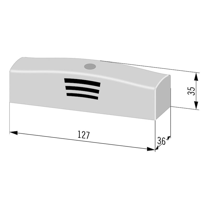 Rauchschalter ORS 142 W/ RNO 02 - 2