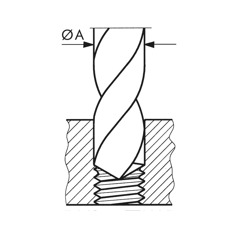 車両スパークプラグ修理用ネジ山付きブッシング タイムサート<SUP>®</SUP> - 3