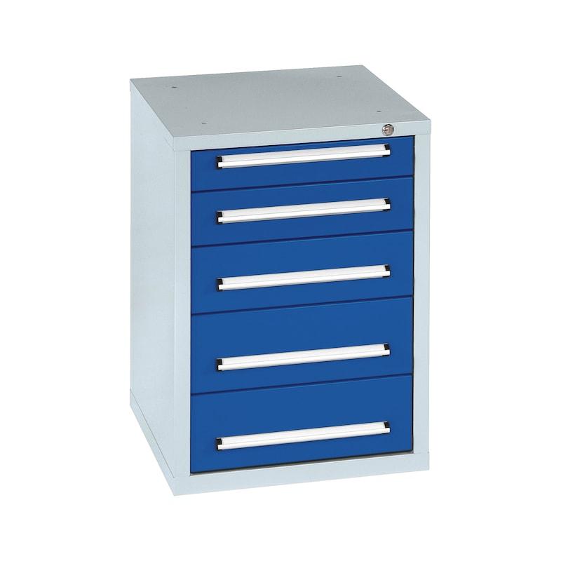 Schubladenschrank PRO - SLSHRNK-PRO-US5-RAL5010