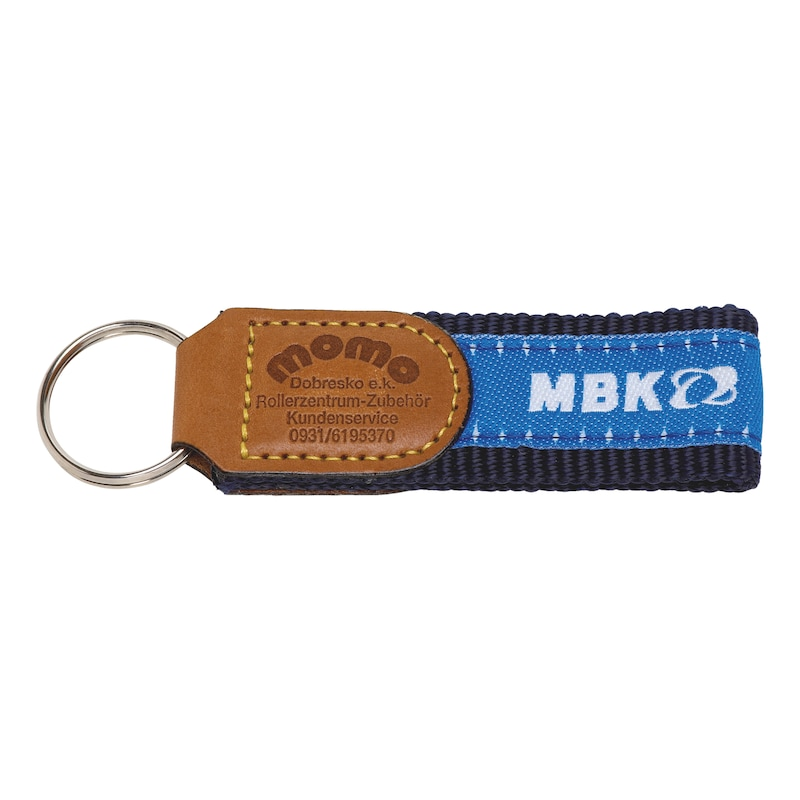 Key fob Label - 26