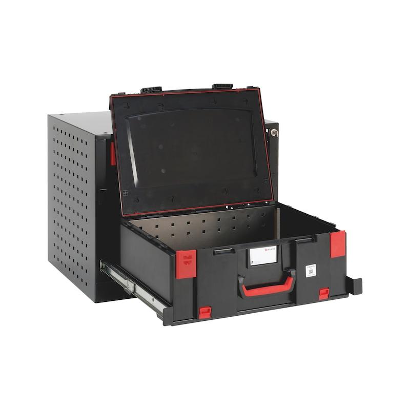 System-Stapelschrank für ORSY<SUP>®</SUP> System-Koffer 8.4.3 - 4