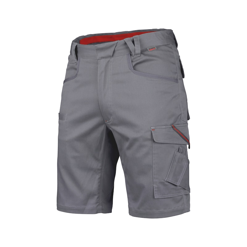 Stretch X Shorts - BERMUDA STRETCH X GRAU 58