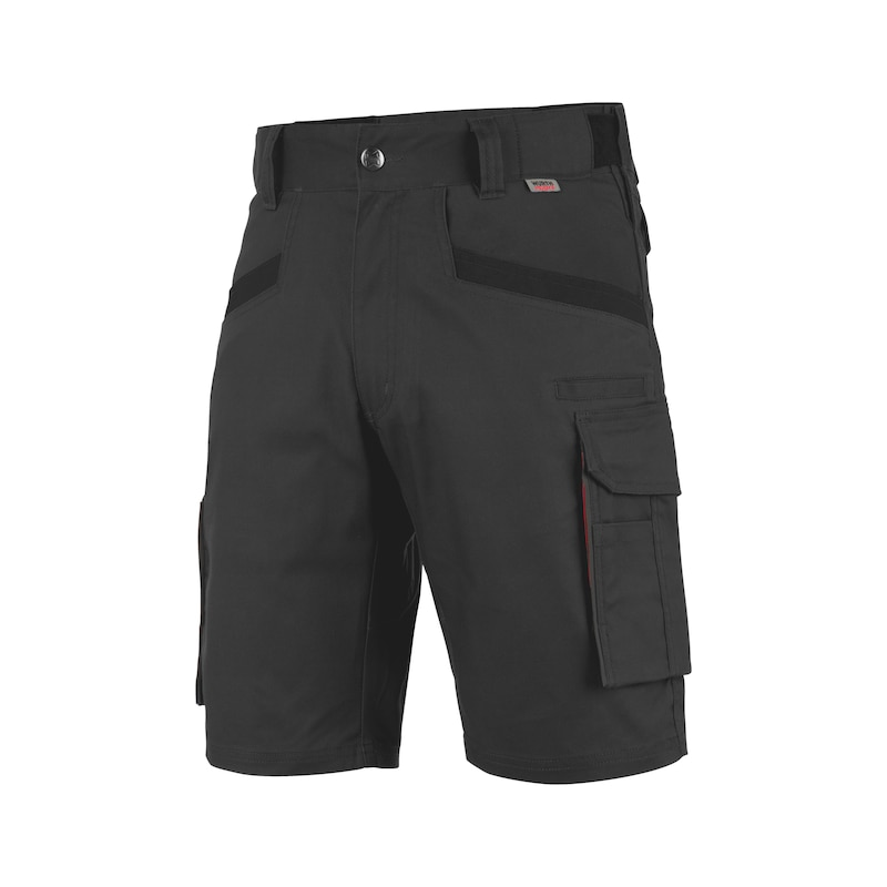Nature Shorts - BERMUDA NATURE SCHWARZ 64