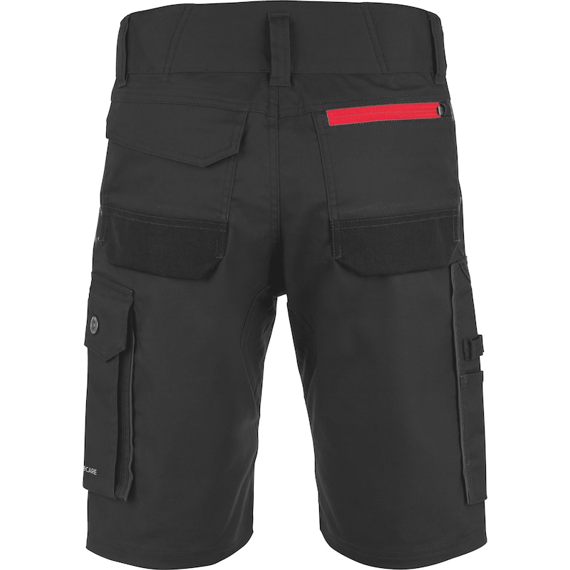 Nature Shorts - BERMUDA NATURE SCHWARZ 42