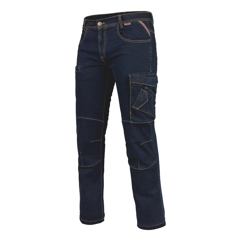 Multi-pocket jeans - 1