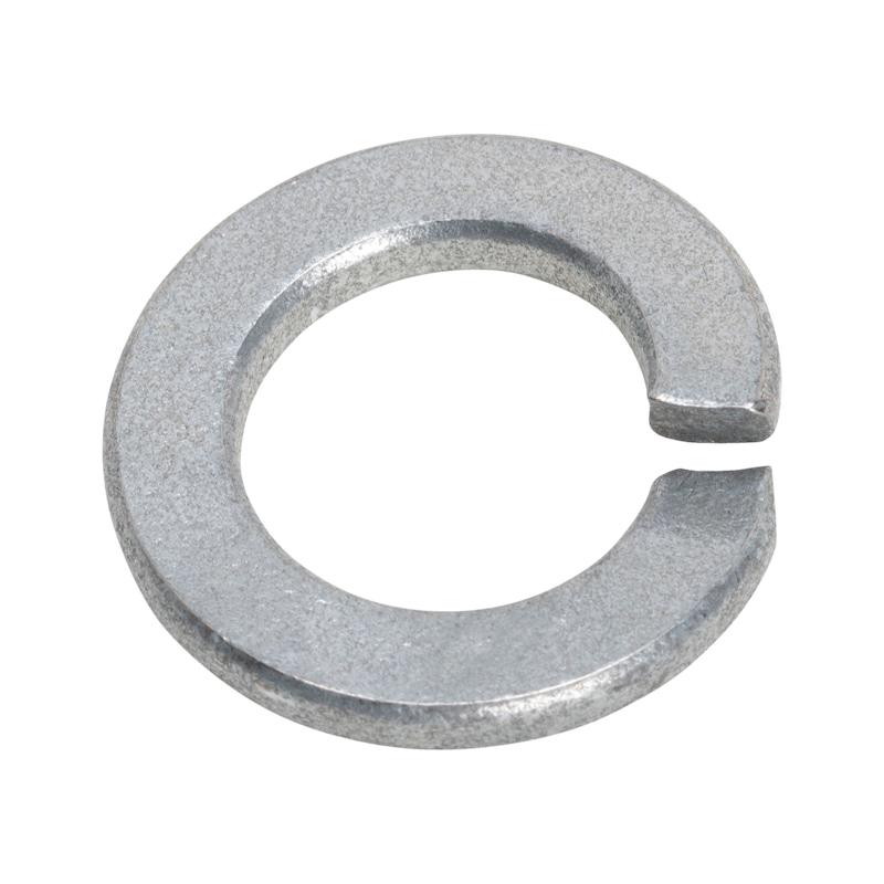 Federring mit rechteckigem Querschnitt Form B - RG-FED-DIN127-B-(MZN)-D53