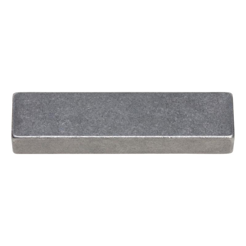 Passfeder Hohe Form - PASSFED-DIN6885-C45C-B-20X12X110
