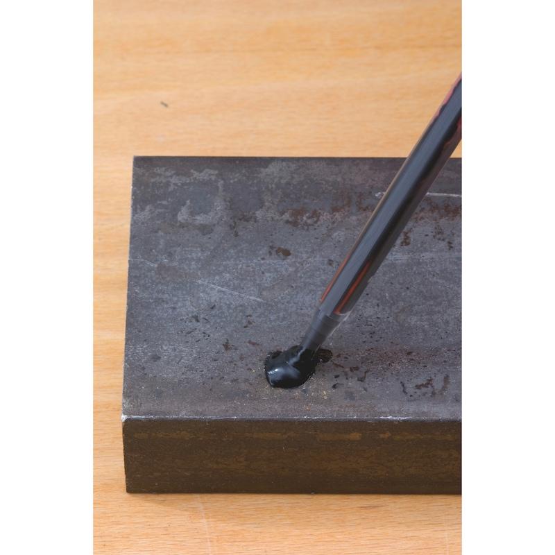 Espátula de metal para líquido 2 peças, FLM 50 - 2