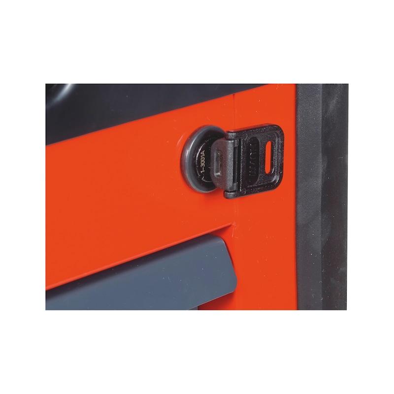 Werkstattwagen Compact - WRKSTWG-TLSYS-C6-TOP-R3020