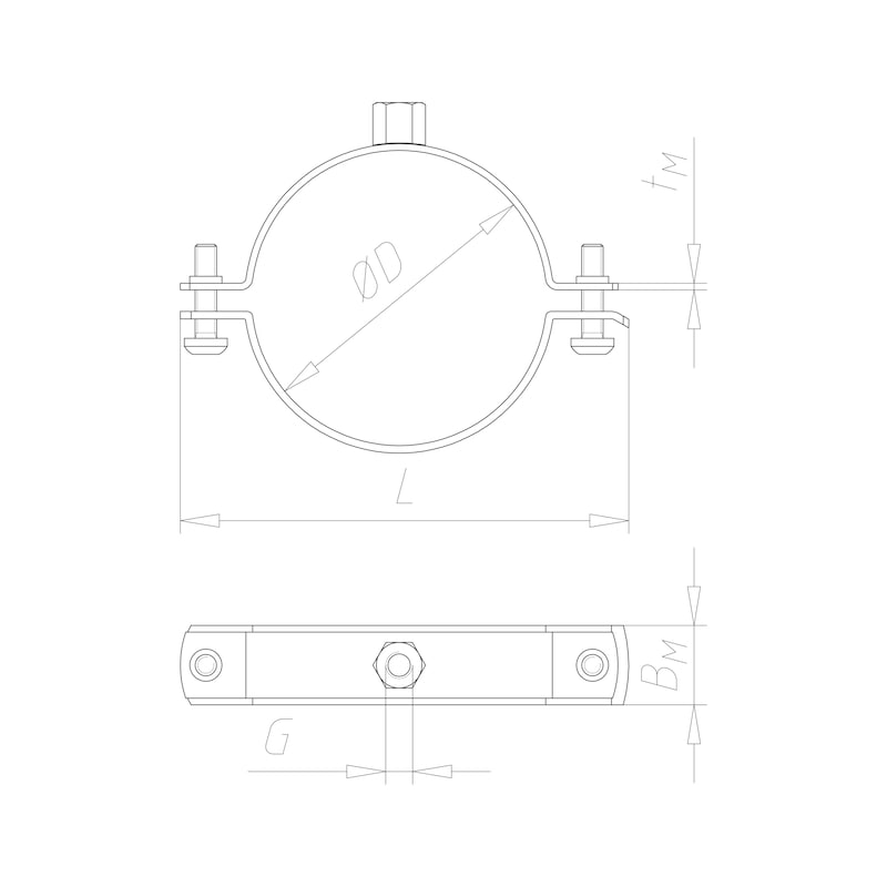 Collier sprinkler Tipp<SUP>®</SUP> VDS - C2C - 2