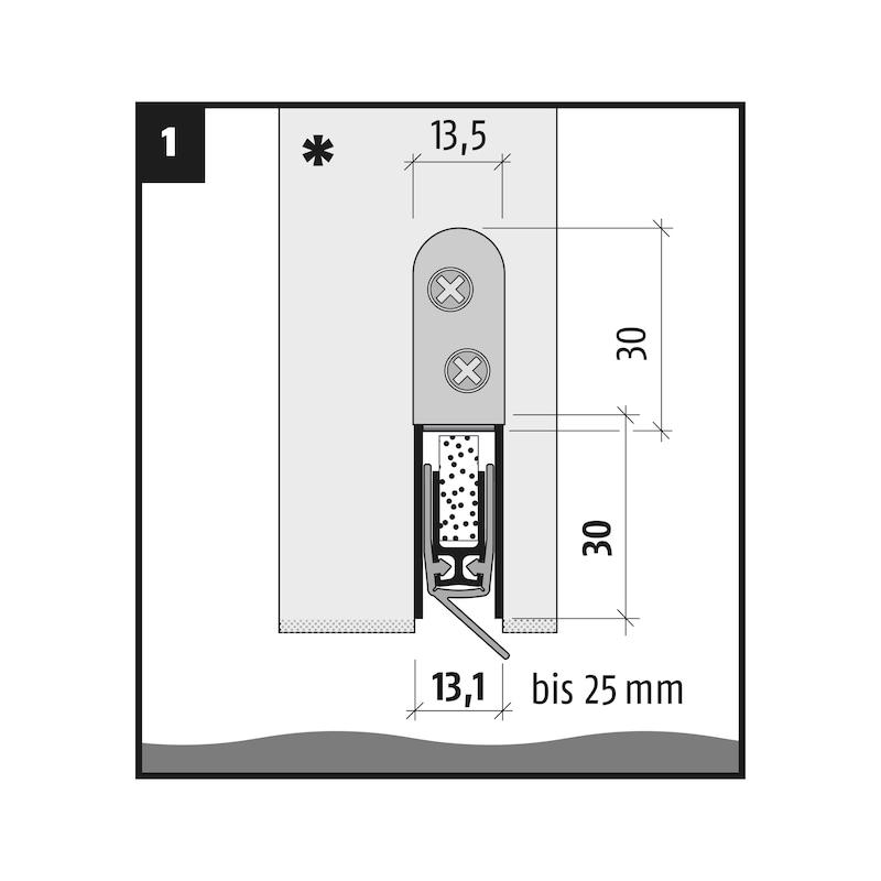 Automatische Türabdichtung AT 42 RD - 0