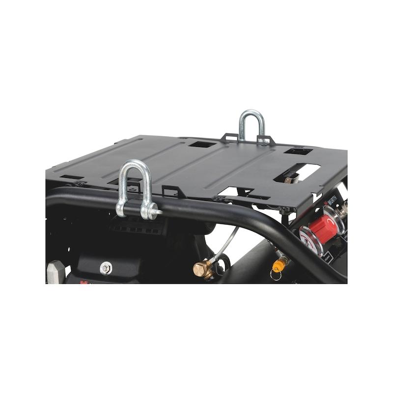 Compresseur Compact 20 L sans huile - 2