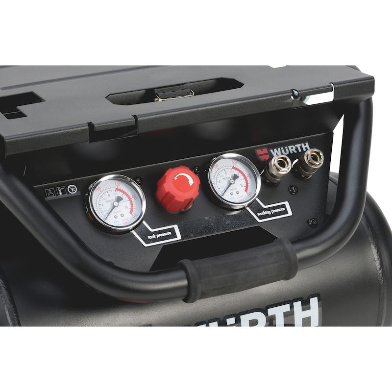 Compresseur Compact 20 L sans huile - 3