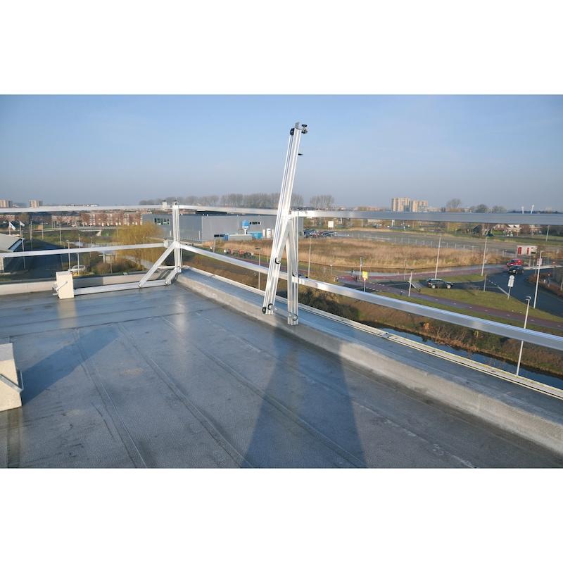 Absturzsicherung - Gelände - Rohr