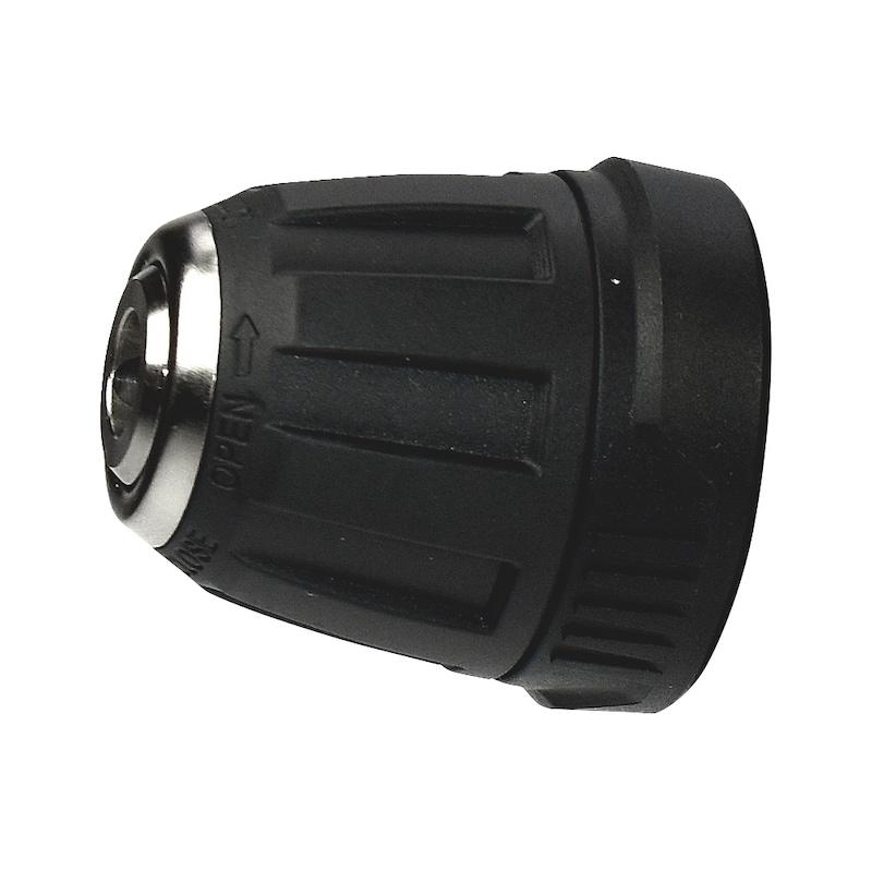 Mandrin à serrage rapide autobloquant 10 mm - 1