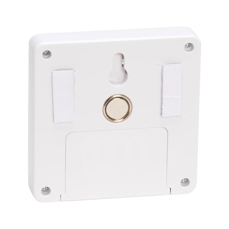 LED-Lichtschalter  - LEUCHT-LED-LICHTSCHALTER-MIT-BATTERIE