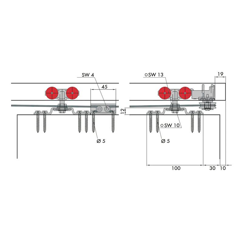 Synchronsteuerung REDOSLIDE Z60/100-HS  - 4