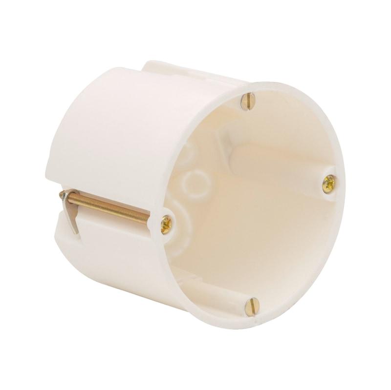 Hohlwand-Geräteverbindungsdose halogenfrei