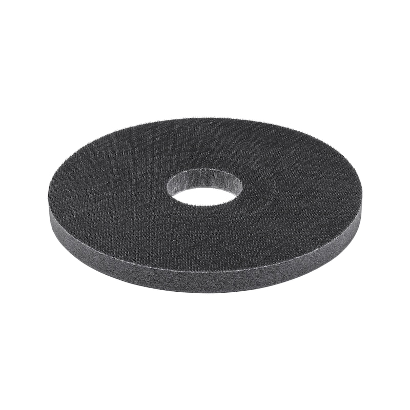 Velcro adapter SuperSoft - ZB-VELCORPLATE-SUPERSOFT-WSS225-E-COMP