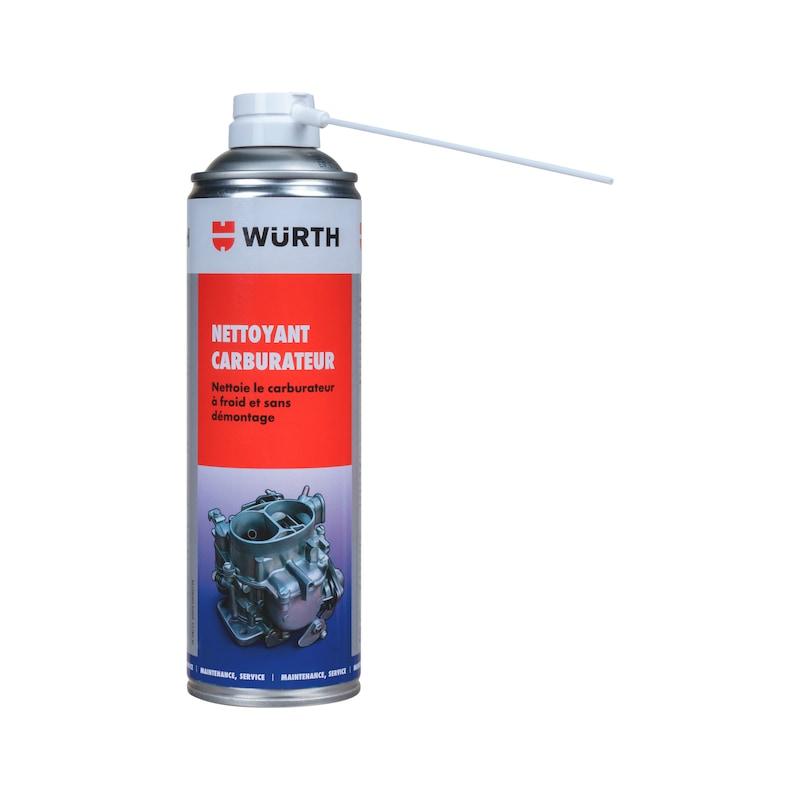 Nettoyant pour carburateur - BOMBE NETTOYANT CARBURATEUR    500ML