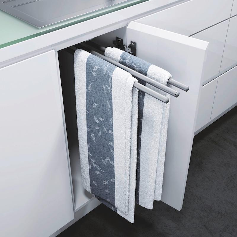 Handtuchhalter Aluminium ausziehbar online kaufen | WÜRTH