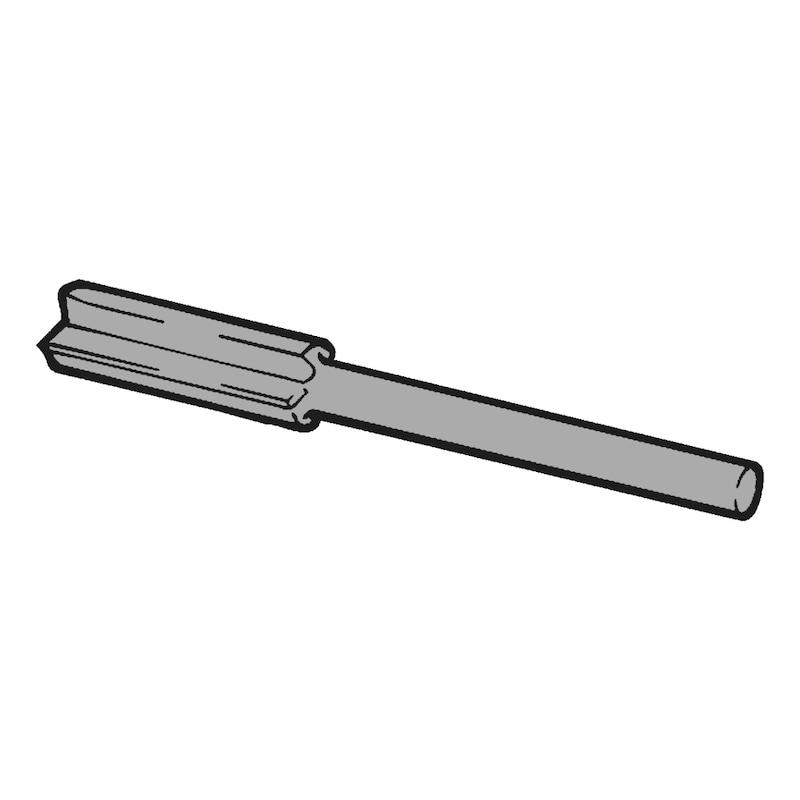 Hartmetall-Nutfräser - 1