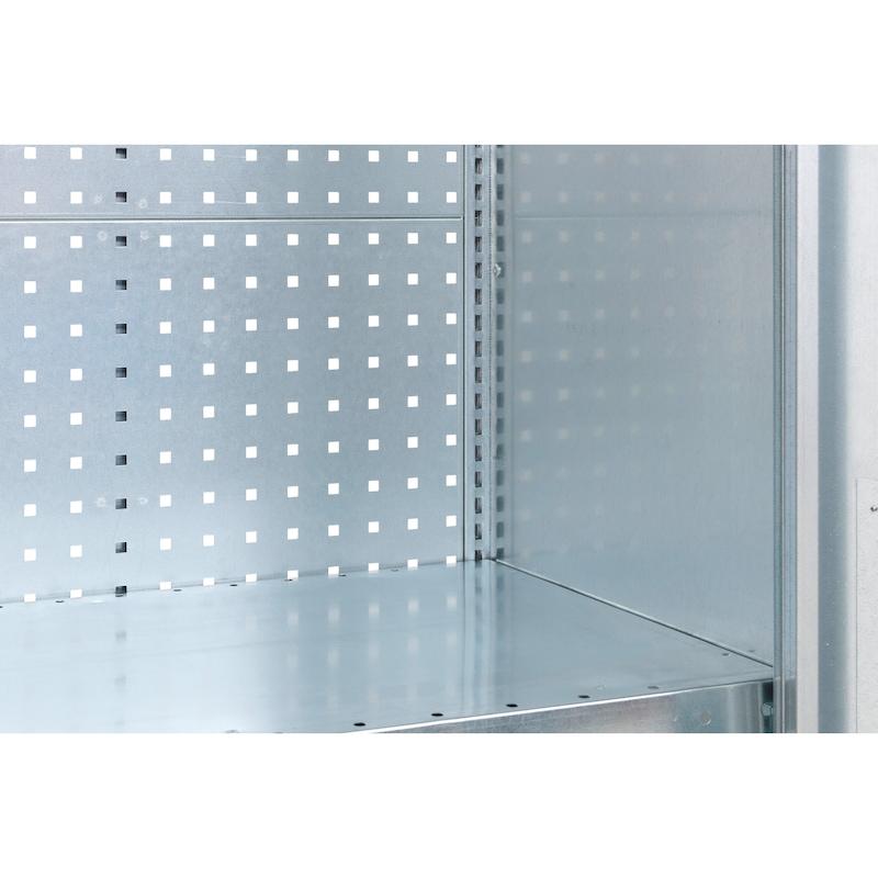Handwerker-Regalschrank - 3