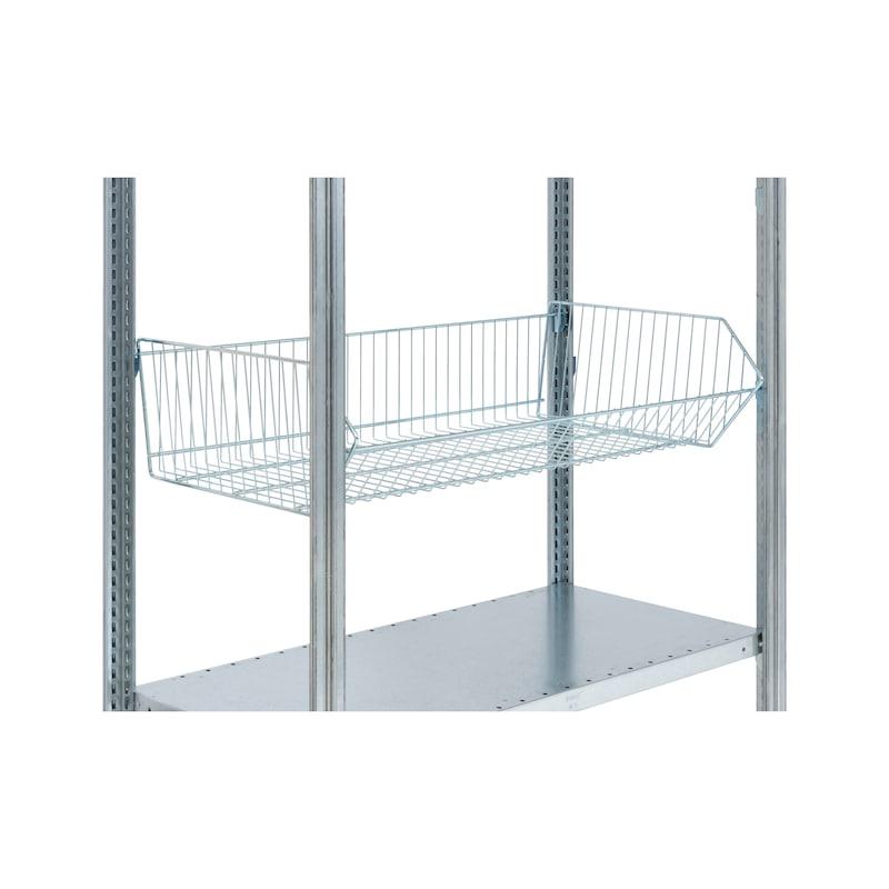 Gitterkorb für Gitterkorb-Steckregal - 1