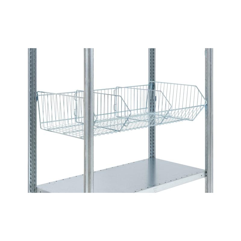 Gitterkorb für Gitterkorb-Steckregal - 2