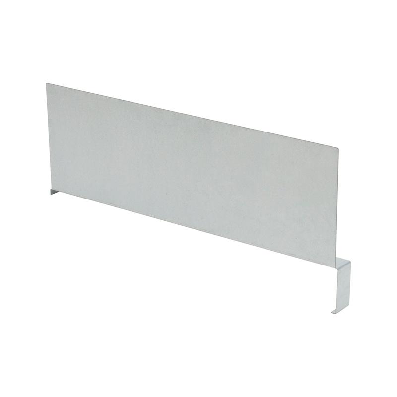 Fachteiler für Stahlfachboden - 1