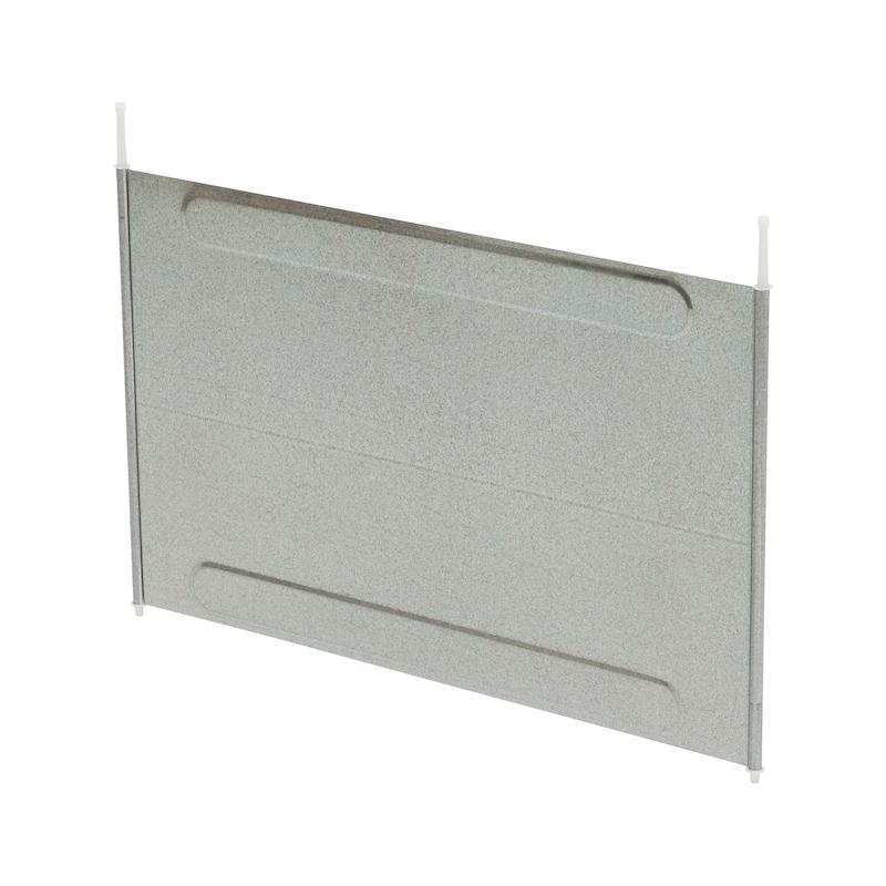 Stecktrennwand für Steckregale Profi und Basic - 1
