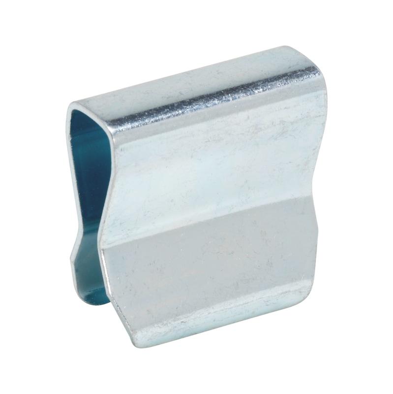 Verbindungsklammer für Steckregal - 2