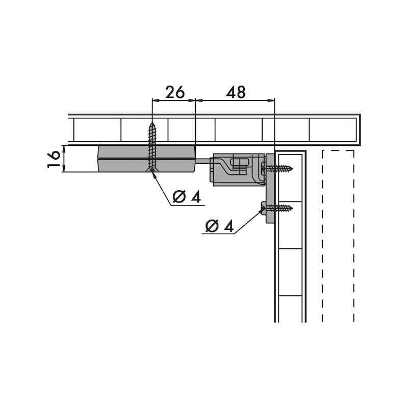 Adapter-Winkel - 3