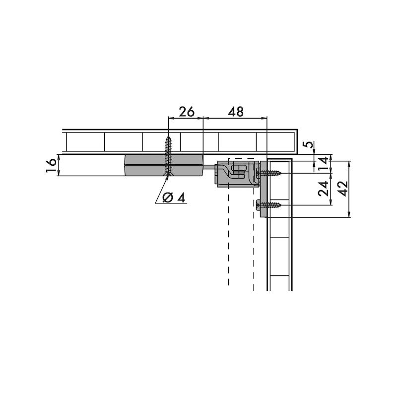 Adapter-Winkel - 4