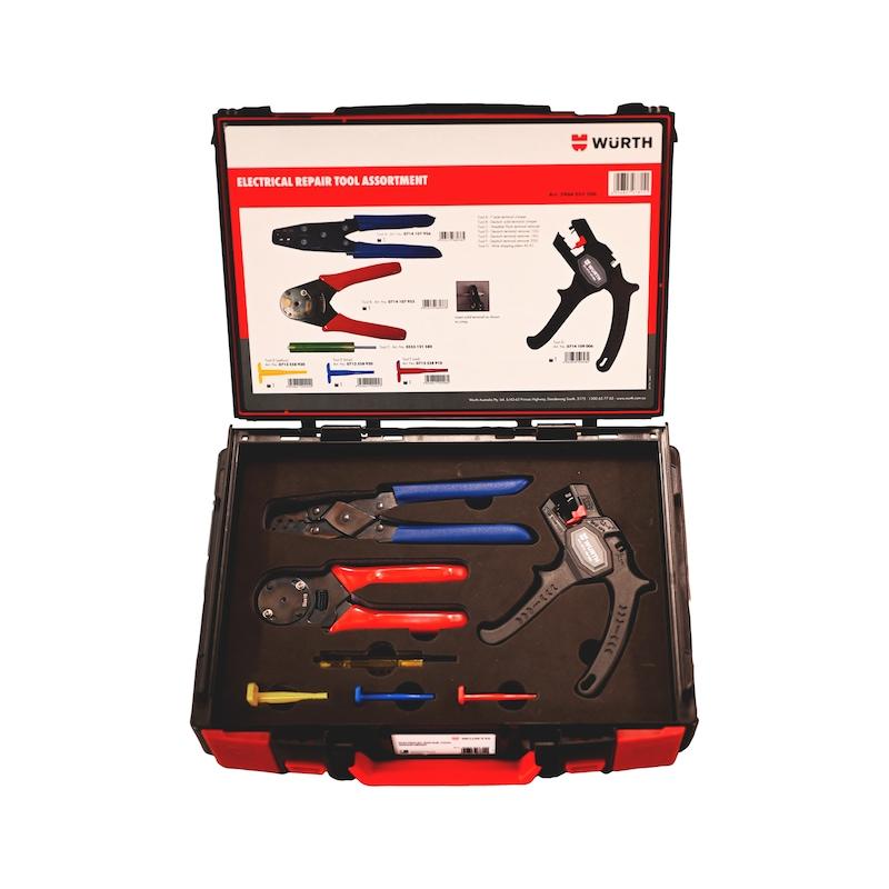 Electrical pliers a. release tool set 7 pcs. Sysko - ELPLRS/RLSETL-SYSKO-7PCS