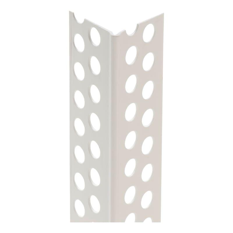 Plastic 90° corner profile