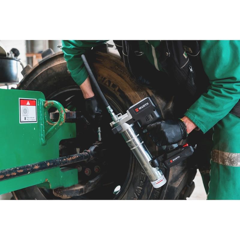Pompe à graisse à batterie Li-Ion 18 V FP 18-S-LS combi - 3