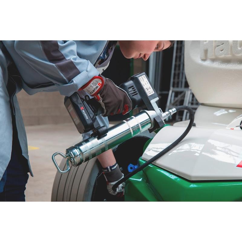 Pompe à graisse à batterie Li-Ion 18 V FP 18-S-LS combi - 6