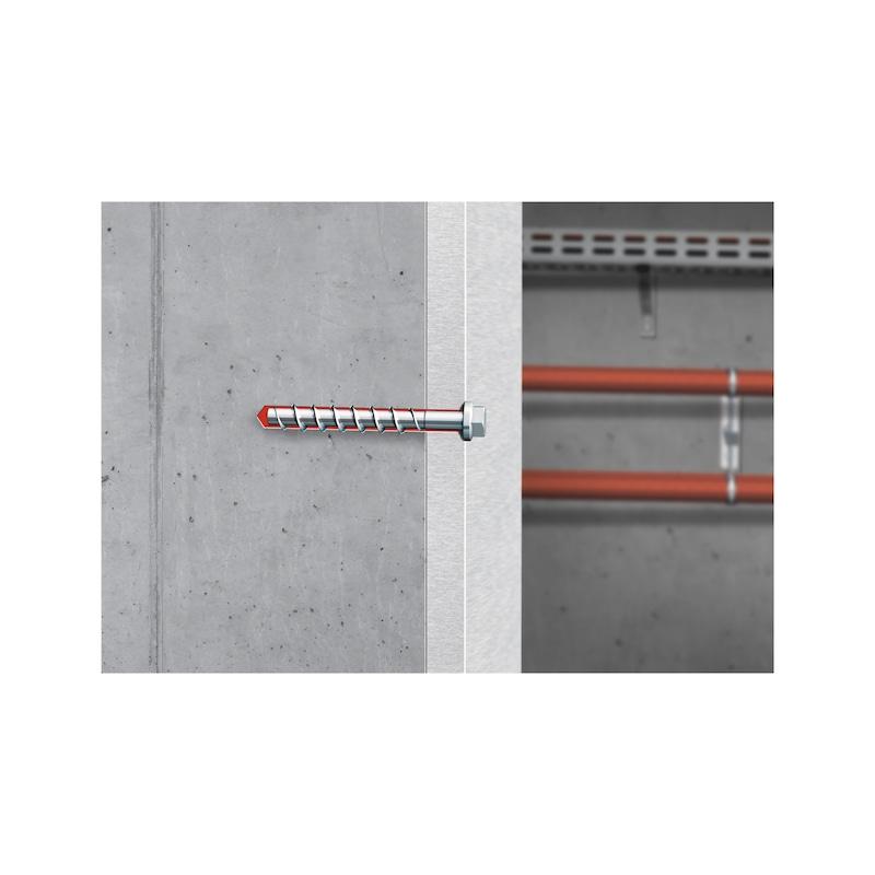 Betonschraubenmörtel WIT-BS - 4