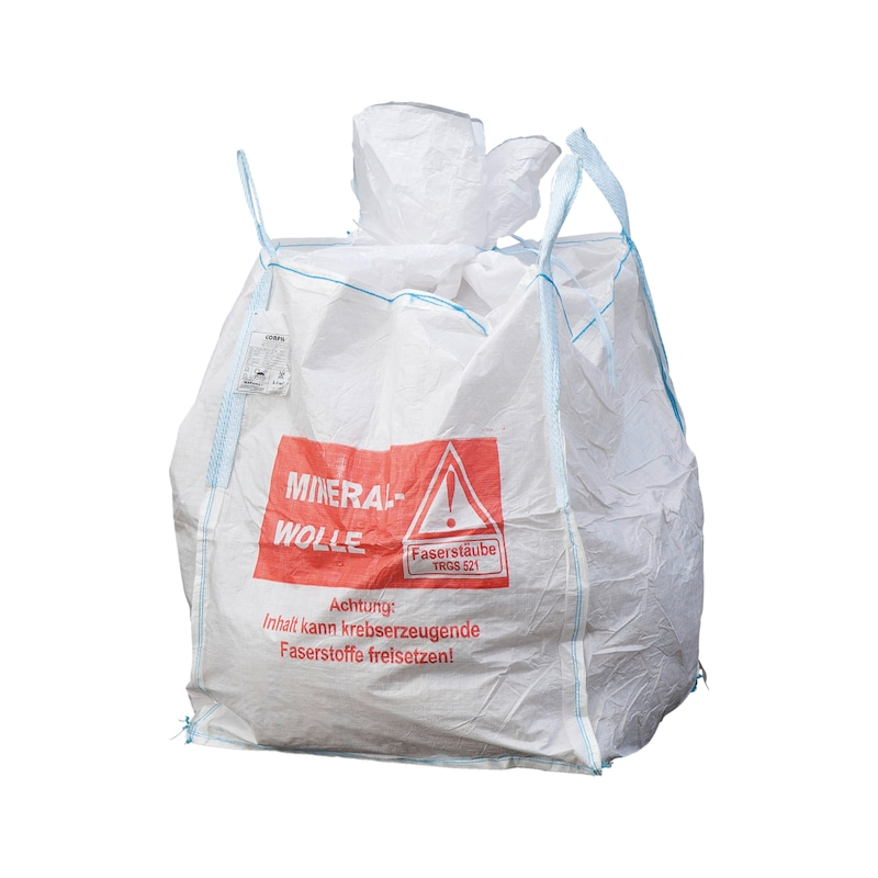 Big Bag Mineralwolle - 1