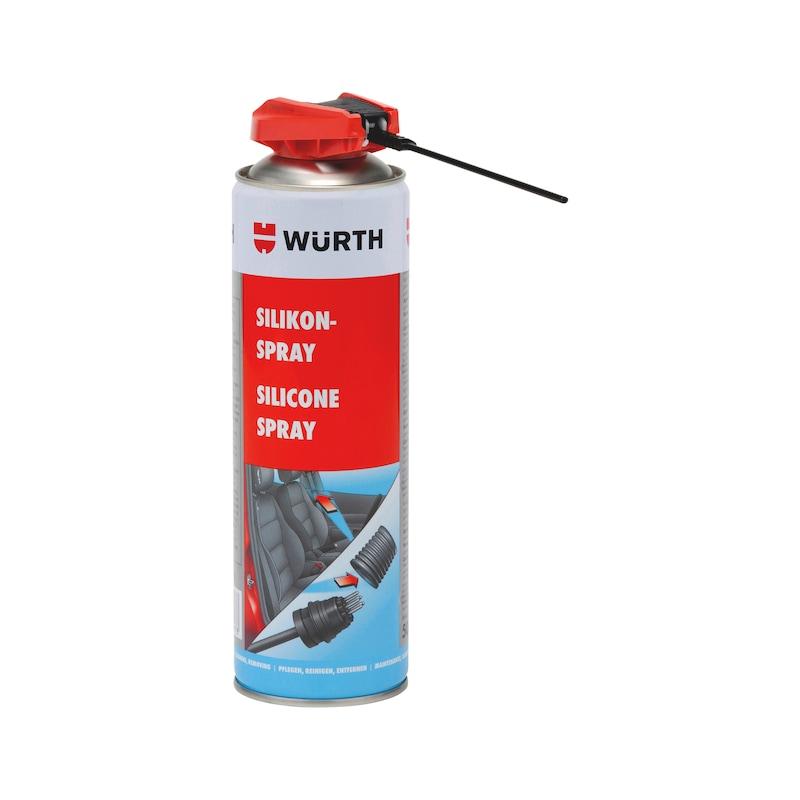 Silicone spray - SILICONE SPRAY COBRA 500 ML