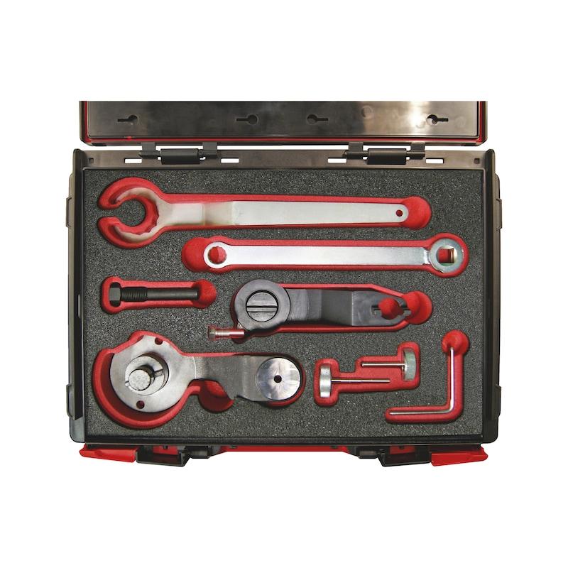 Motoreinstellwerkzeug-Satz 8-teilig - 2