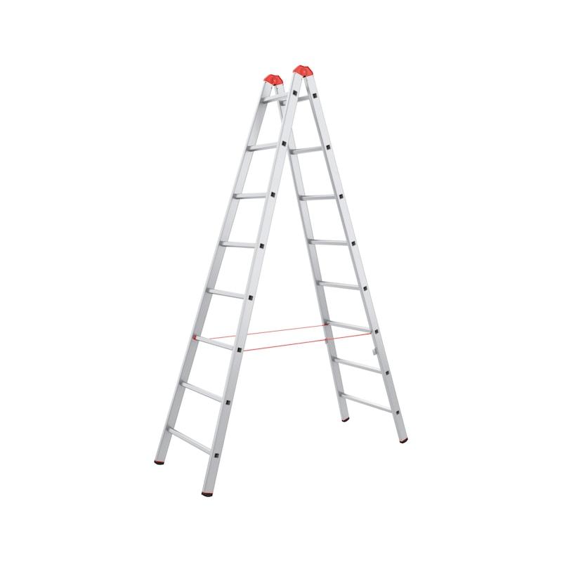 Alu-Sprossenstehleiter - 2