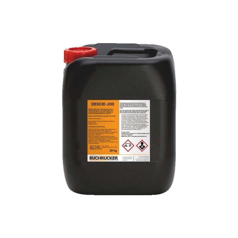 Flächendesinfektionsmittel-Konzentrat Descidjod<SUP>®</SUP>