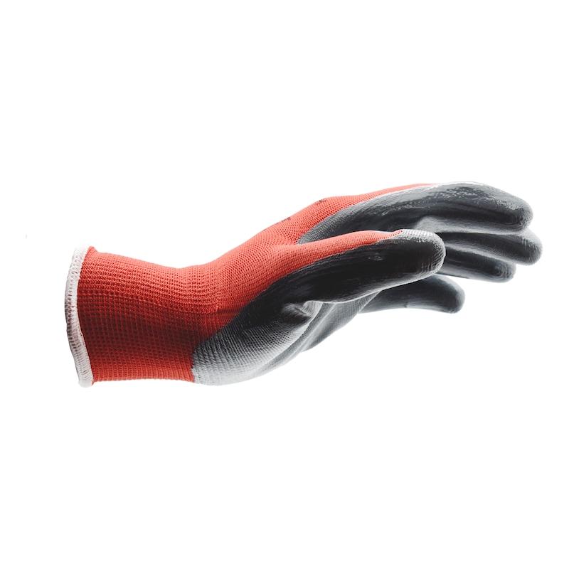 Rękawica ochronna Red Nitrile - REKAWICE OCHR. RED LINE CZERWONE R.8